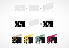 One Shot Hotels // Identidad Visual. 9