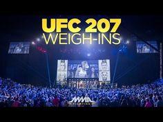 MMA UFC 207 Weigh-In Highlights
