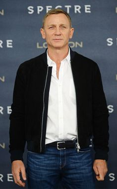 Daniel Craig from The Big Picture: Today's Hot Pics  The actor attends a Spectre photo call at the Corinthia Hotel in London.
