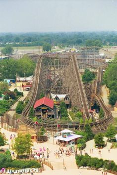 Thunder Run - Six Flags Kentucky Kingdom (Louisville, Kentucky, USA)