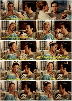 Oh, these two <3! Kara and Mon-El are so well-matched that it's always a joy to watch them. They're both cute, funny, exuberant, stubborn, caring, and clueless...but in ways that balance out one another. Goofus and Gallant strike again! <3 (Also: kudos Kara on the Audrey Hepburn/Fred Astaire reference! The Girl of Steel has good movie taste.) |TV Shows|CW|#Supergirl edit|Season 2|2x16|Star-Crossed|Kara x Mon-El|#Karamel funny edit|Kara Danvers|Melissa Benoist|Chris Wood|#DCTV|