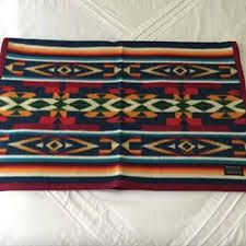 Pendleton Crib Blanket, Aegean, New with Tags