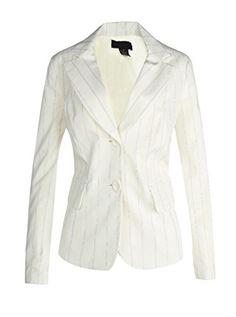 Women's Lapel Slim Fitted Sexy Career Blazer Jacket - http://www.darrenblogs.com/2017/02/womens-lapel-slim-fitted-sexy-career-blazer-jacket/