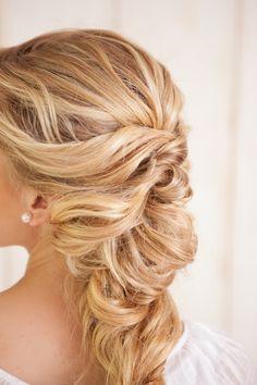 French Braid Twist Tutorial The Bride Link