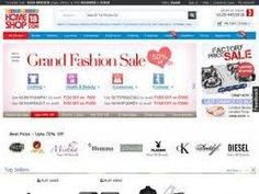 Find Homeshop18 fresh discount coupons, coupons deals, coupon codes and promo codes on couponsbag.in. Shop online and Save more money and time with Homeshop18 coupons.