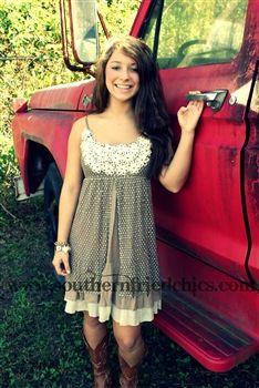 Wilder Dress $69.99! #SouthernFriedChics