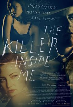 The Killer Inside Me (2010) Poster
