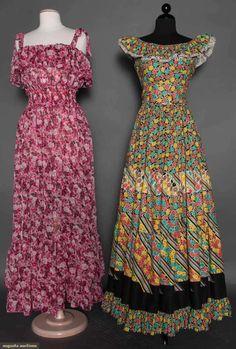 Beene & Blass Silk Garments, 1970s-1990
