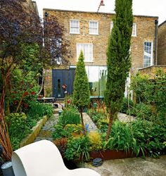 El Blog de La Tabla: Jardín urbano: como una gran jardinera