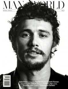 James Franco the Cover Model: From GQ to Vogue  image james franco man of the world cover photo 800x1041