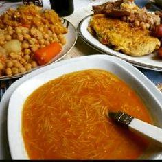 Todos los viernes cocido madrileño completo en el menú de la bien paga mostoles negocio recomendado por www.mostoles.portaldetuciudad.com