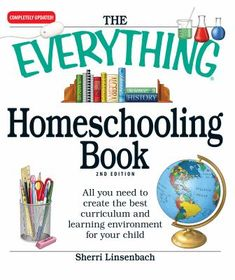 In our collection: Whether you're just starting out or have homeschooled for years, this book will give you tips and techniques to energize and enrich your child's education.