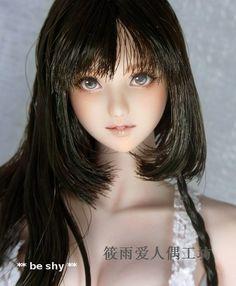 Custom Faceup 1/6 Dolls