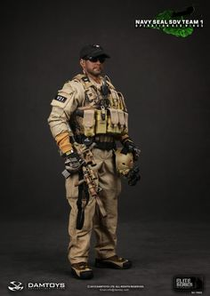 onesixthscalepictures: DAM Toys Navy SEAL SDV Team Operation Red Wings : Latest product news for scale figures inch collectibles) fr. Small Soldiers, Toy Soldiers, Gi Joe, Operation Red Wings, Tactical Suit, Airsoft, Battle Dress, Military Guns, Military Uniforms