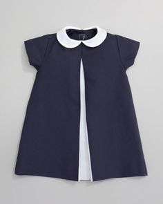 contrast pleat- can do this with Children's Corner Carol pattern