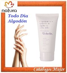 TODO DIA ALGODON Crema Hidratante para manos Para ti a solo S/. 17.90