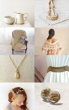 Chic, elegant whatever you call it..check #etsytreasury ~~~ Cheerful October ~~~@etsy