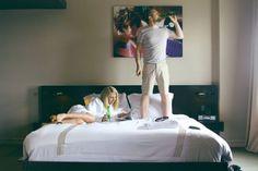 The Hollywood Roosevelt Hotel photoshoot