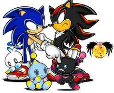Sonic Et Shadow