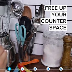 Kitchen organization videos lazy susan diy for 2019 Hacks Diy, Home Hacks, Kitchen Storage Hacks, Storage Ideas, Craft Storage, Bathroom Storage, Bathroom Ideas, Diy Storage Hacks, Organizing Kitchen Cabinets