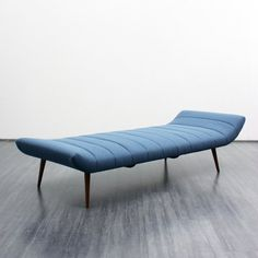 Anonymous; Daybed, 1950s.
