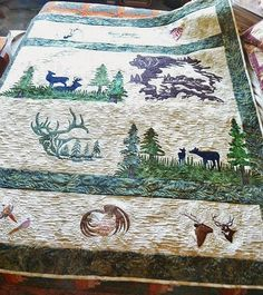 My BOM, with The Quilt Show   Quilts   Pinterest   Custom ... : big horn quilts - Adamdwight.com