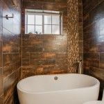 A click & pin photo gallery filled with pictures of Modern Master Bath ideas based on a recent project in the Dallas Fort Worth area. Bathtub Shower, Bath Tub, Modern Baths, Wall Tiles, Master Bath, Bathrooms, Pools, Remodeling, Basement