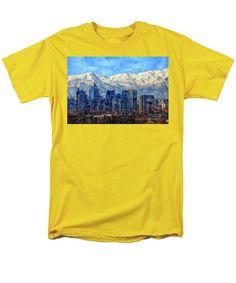 Men's T-Shirt (Regular Fit) - Santiago De Chile, Chile