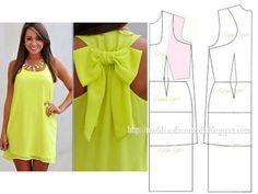 DRESSES ~ Molds Fashion for Measure