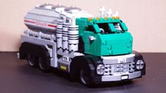 COE gas truck