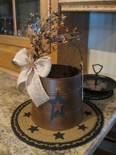 Primitive Country Wood Crafts