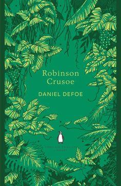 Cover for Robinson Crusoe by Daniel Defoe :: Penguin Books