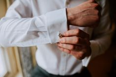 Groom style // Tiffany silver knot cufflinks for a stylish groom on his wedding day. Image by Sally Rawlins Photography. Wedding Groom, Wedding Day, Wedding Rings, Groom Style, Sally, Wedding Styles, Knots, Tiffany, Cufflinks