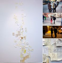 Artist Nobutaka Aozaki is Assembling a Map of Manhattan Using Directions Drawn by Strangers  http://www.thisiscolossal.com/2013/08/an-artist-is-assembling-a-map-of-manhattan-using-only-directions-drawn-by-strangers