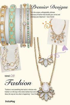 Premier Designs Jewelry Geek Jewelry, Gothic Jewelry, Jewelry Box, Jewelery, Jewelry Necklaces, Fashion Jewelry, Bullet Jewelry, Statement Necklaces, Premier Jewelry