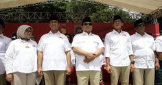 PRABOWO : Alhamdulillah kita lihat hari ini kebangkitan dari gerakan rakyat Indonesia !