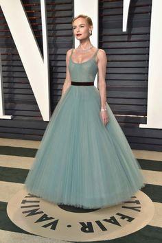 Oscars 2017: Vogue's Vanity Fair party best dressed : Kate Bosworth