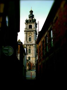 Mons, Belgium - One of my better Belgian friends was from here and I heard a lot about local politics from her.