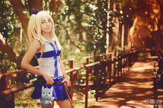 Lucy Heartfilia | FAIRY TAIL | photo by CAA / ronaldo ichi & valesca braga - www.caamagazine.com.br