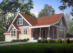 single story craftsman style homes | add to favorites house plan prices order this plan e mail house plan ...