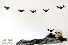 Bat Garland -How to