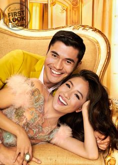 The film version of the bedazzling best-seller blazes onto the screen next year, starring Henry Golding and Constance Wu. Great Romantic Comedies, Romantic Movies, 2018 Movies, New Movies, Gorgeous Men, Beautiful People, Beautiful Things, Beautiful Women, Bridal Make Up Inspiration