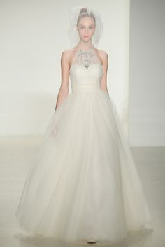 The Best Wedding Dresses from the Fall 2014 Bridal Shows | Styleite
