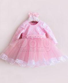 Платье Кэтрин розовое