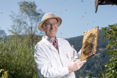 Kleinwalsertal has set itself the goal of being an oasis for bees and insects. Several initiatives within the project BEEcareful Kleinwalsertal are setup to counteract the extinction of bees and insects! Albert Einstein, Cowboy Hats, Bee, Earth, Bees