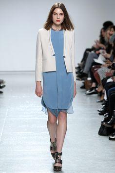 15c441f247 Rebecca Taylor Fall 2014 Ready-to-Wear Fashion Show