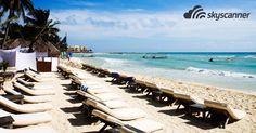 Destino Tropical para Lua de Mel, Playa del Carmen, México - Cheia de esportes aquáticos, sofisticados shoppings, opções de restaurantes incríveis e mais, Playa del Carmen é a joia da Riviera mexicana! Casais em lua de mel terão muito que fazer, desde uma caminhada ao longo de algumas das melhores praias do mundo a passeios com incríveis templos maias, e muito mais!
