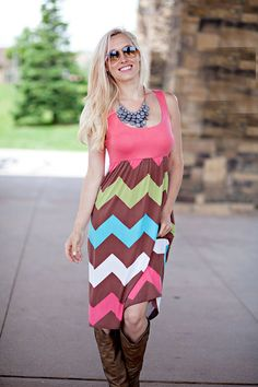 LOOOVE! Chevron maxi dress in coral. FREE SHIPPING!! Buy it: www.lillieavenue.com   AHH! LOVE THIS DRESS! SO COMFY AND LOVE THE STYLE.   #OOTD #STYLE #SUMMER #LOVE  #MUSTHAVE #OUTFITOFTHEDAY #LOOKOFTHEDAY #LOTD #LILLIEAVENUE #FASHION
