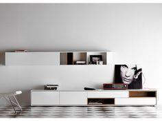 Muebles de TV Aura Collection Salón & Comedor Angel Martí & Enrique Delamo