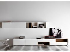 TV & Media Furniture AURA - Treku Aura Collection Living & Dining Room Angel Martí & Enrique Delamo